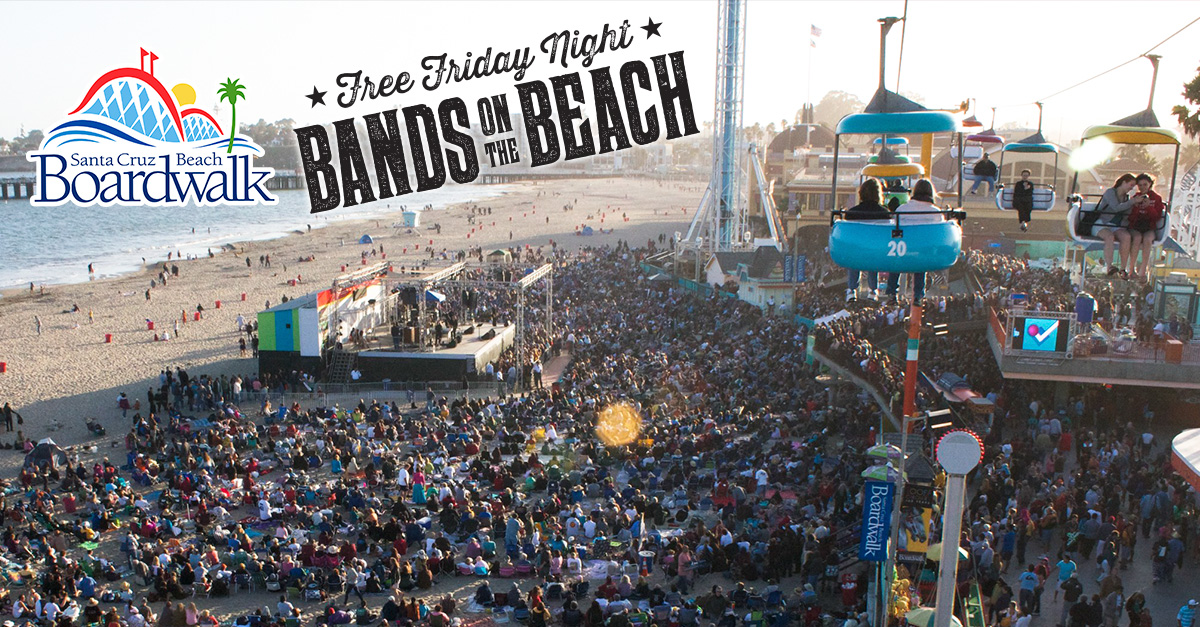 Free Friday Night Bands On The Beach History